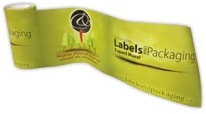 Maritime Labels & Packaging Promotional Banner Roll